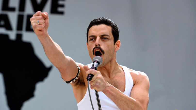 Watch 'Queen' Write We Will Rock You In New Movie Trailer