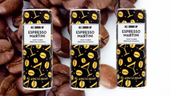 You Can Now Get Pre-Mixed Espresso Martinis In A Can Perfect For Summer