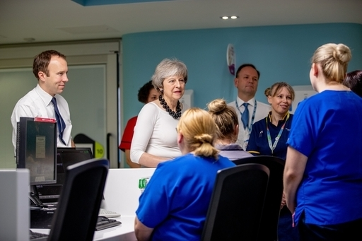 ValiRx voices support for United Kingdom  government's NHS plan | 9 January 2019