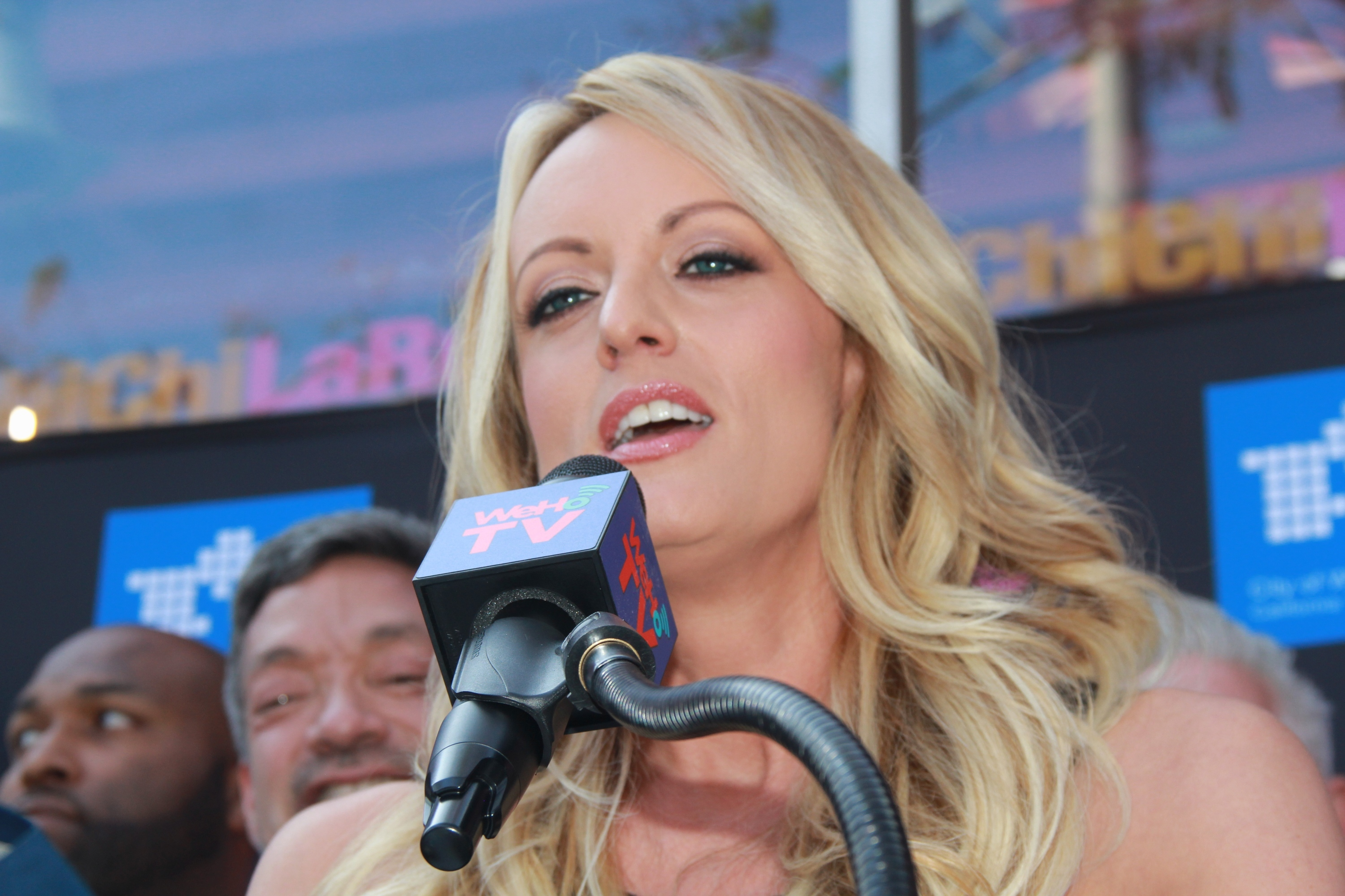 Book: Stormy Describes Trump's Junk In Graphic Detail