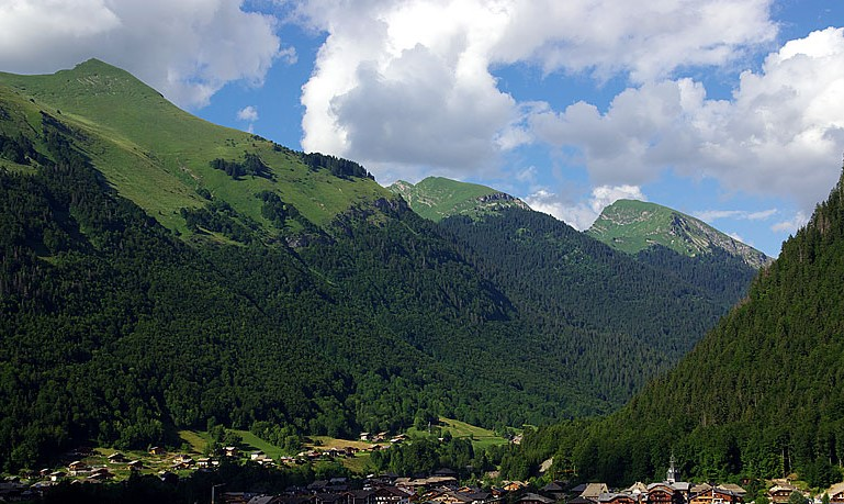 British mountain biker 'shot dead by hunter' in French Alps