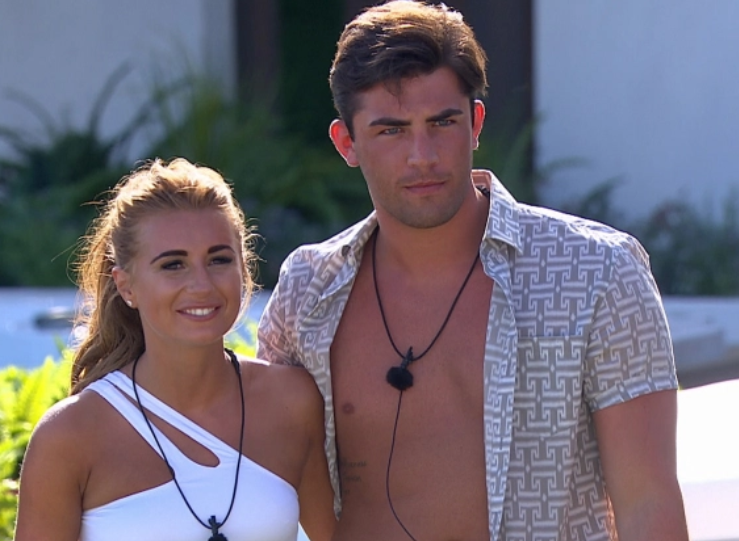 Love Island fans upset for Jack as his romance with Dani ends
