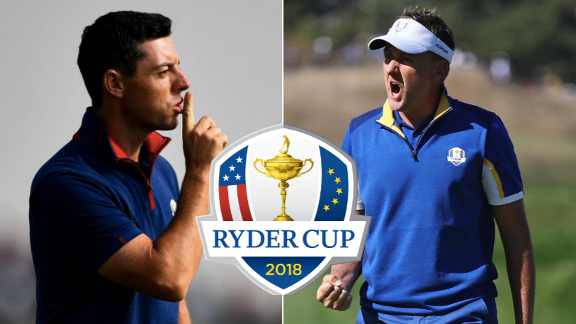 Europe Win The 2018 Ryder Cup