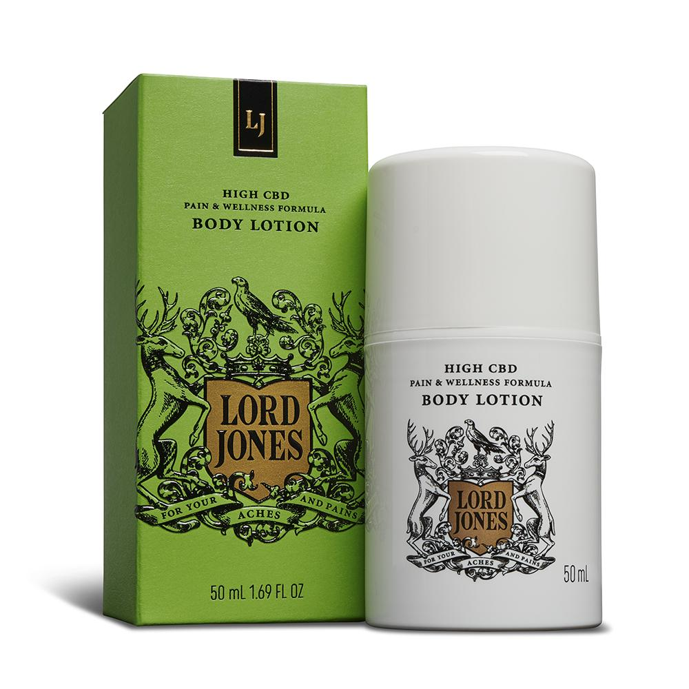 Celebs swear by the Lord Jones lotion. (Credit: Lord Jones)