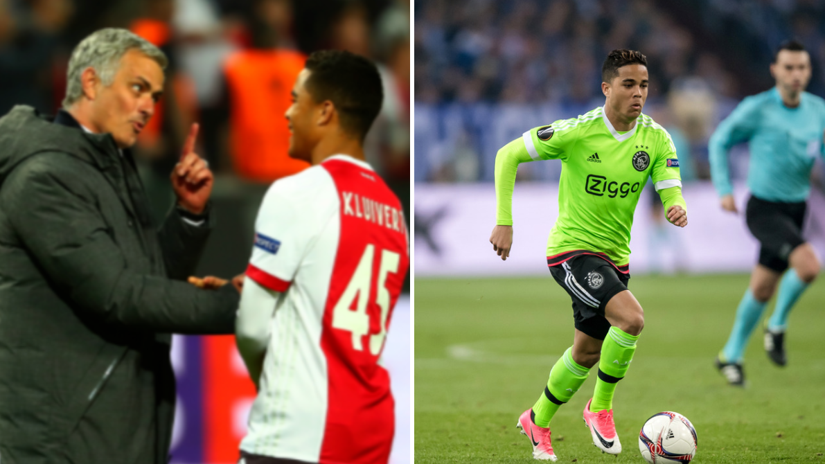 Justin Kluivert Names The Clubs He Could See Himself Playing For