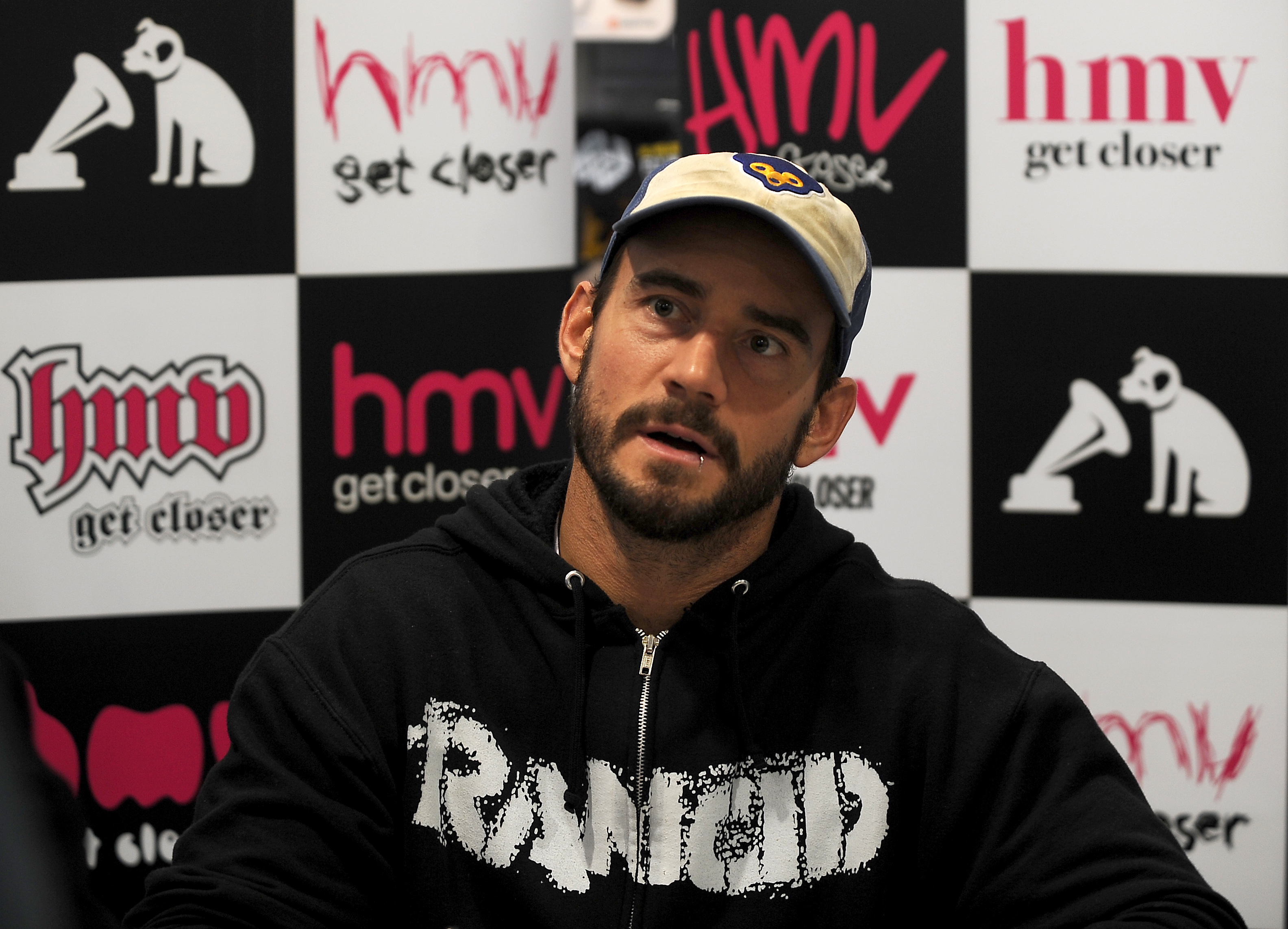 CM Punk is getting another chance in UFC