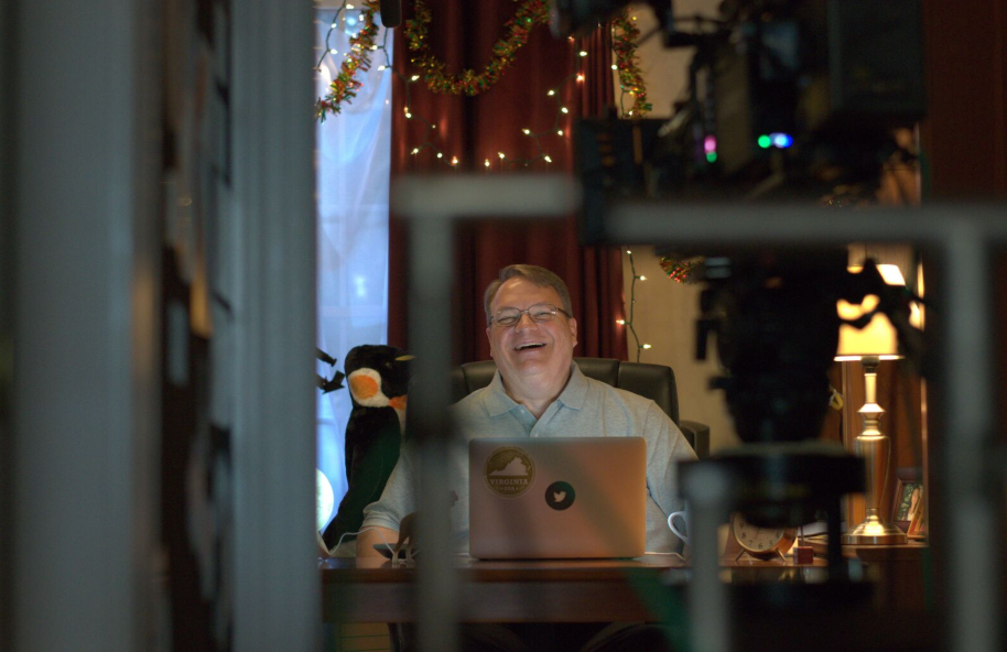 The real John Lewis mocks his Twitter fame in hilarious ad
