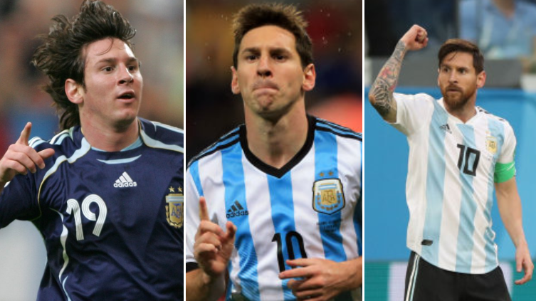 Lionel Messi Sets Incredible World Cup Record
