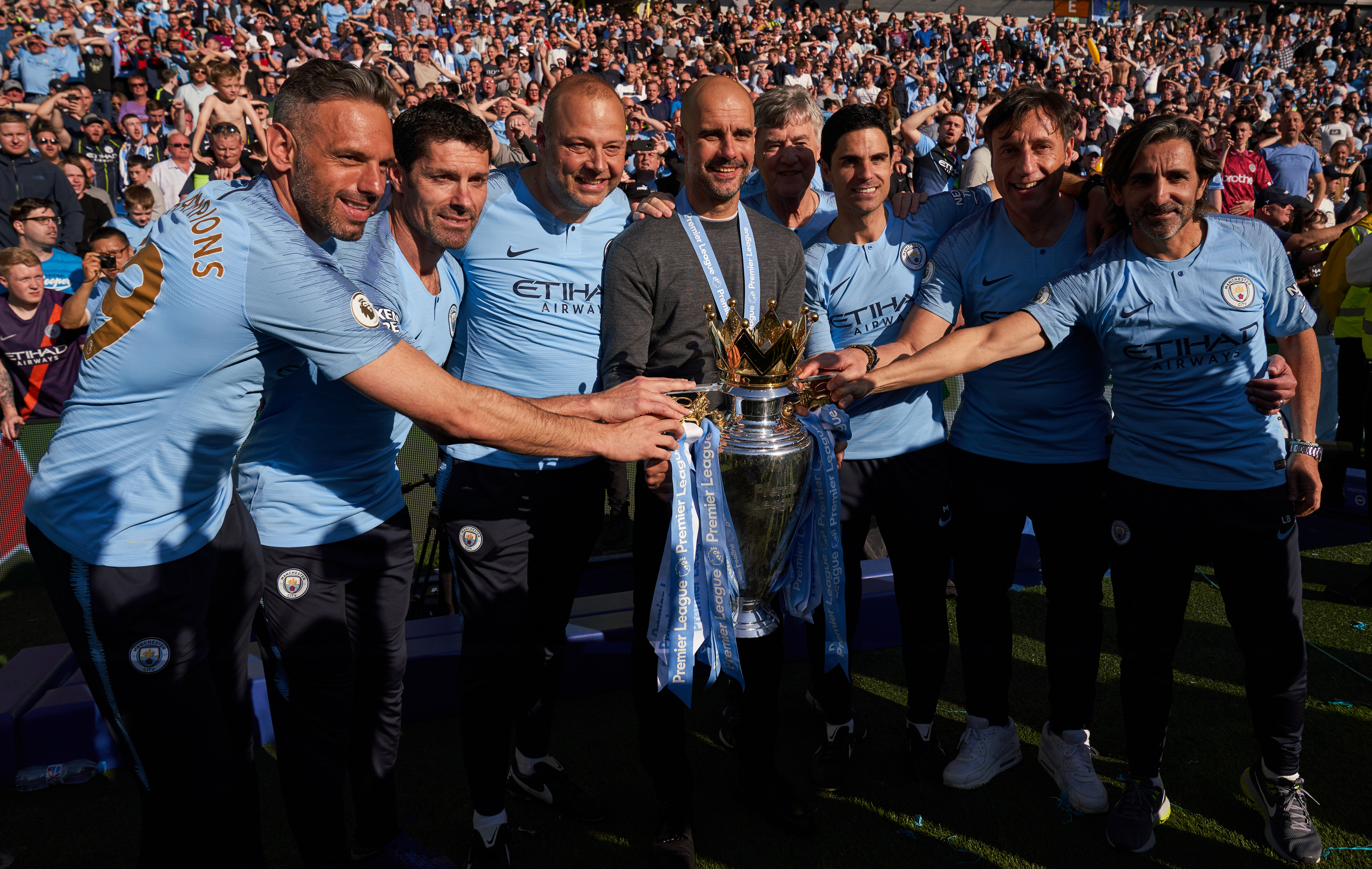 Man City Title Winners In 2018-19 Are Best Ever Premier