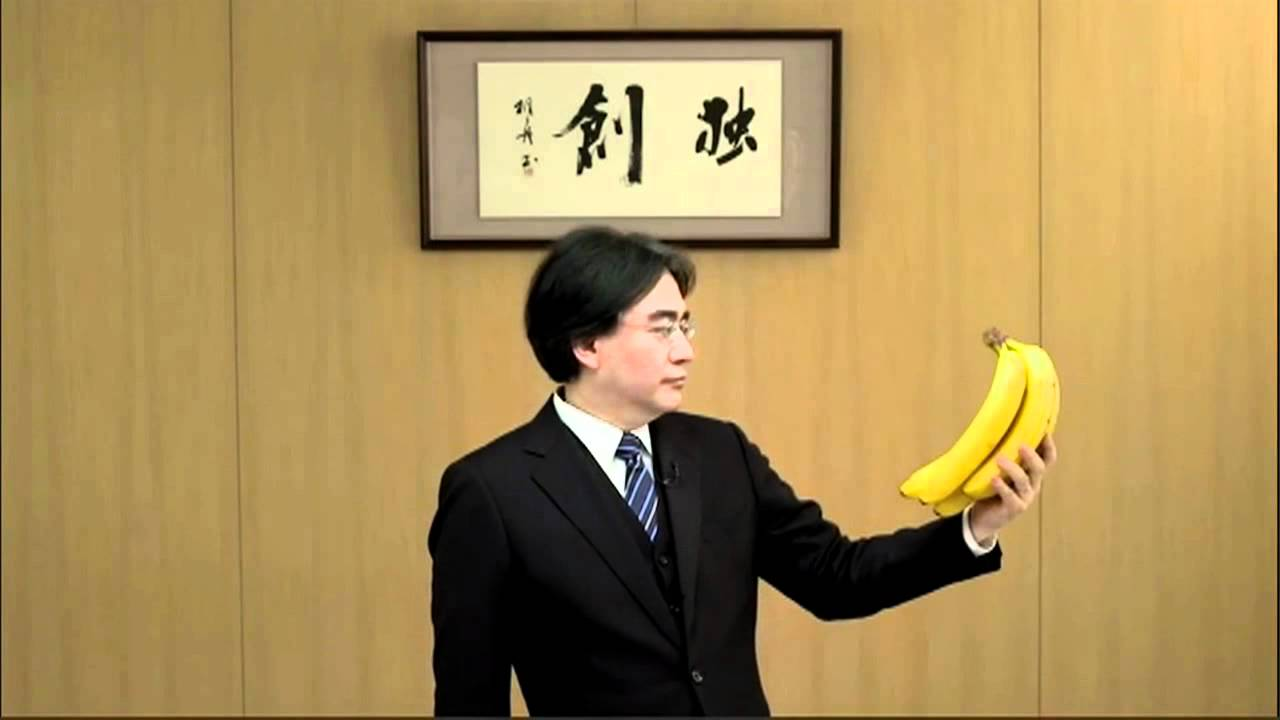 When was the last time you considered a banana?