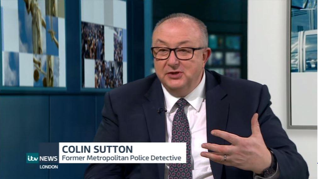 DCI Colin Sutton led the investigation. (Credit: ITV)