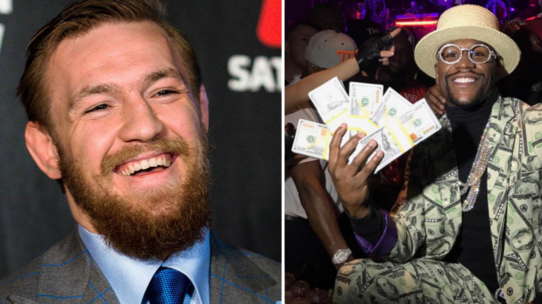 Conor McGregor Posts Typically Brilliant Tweet After Agreeing To Fight Mayweather