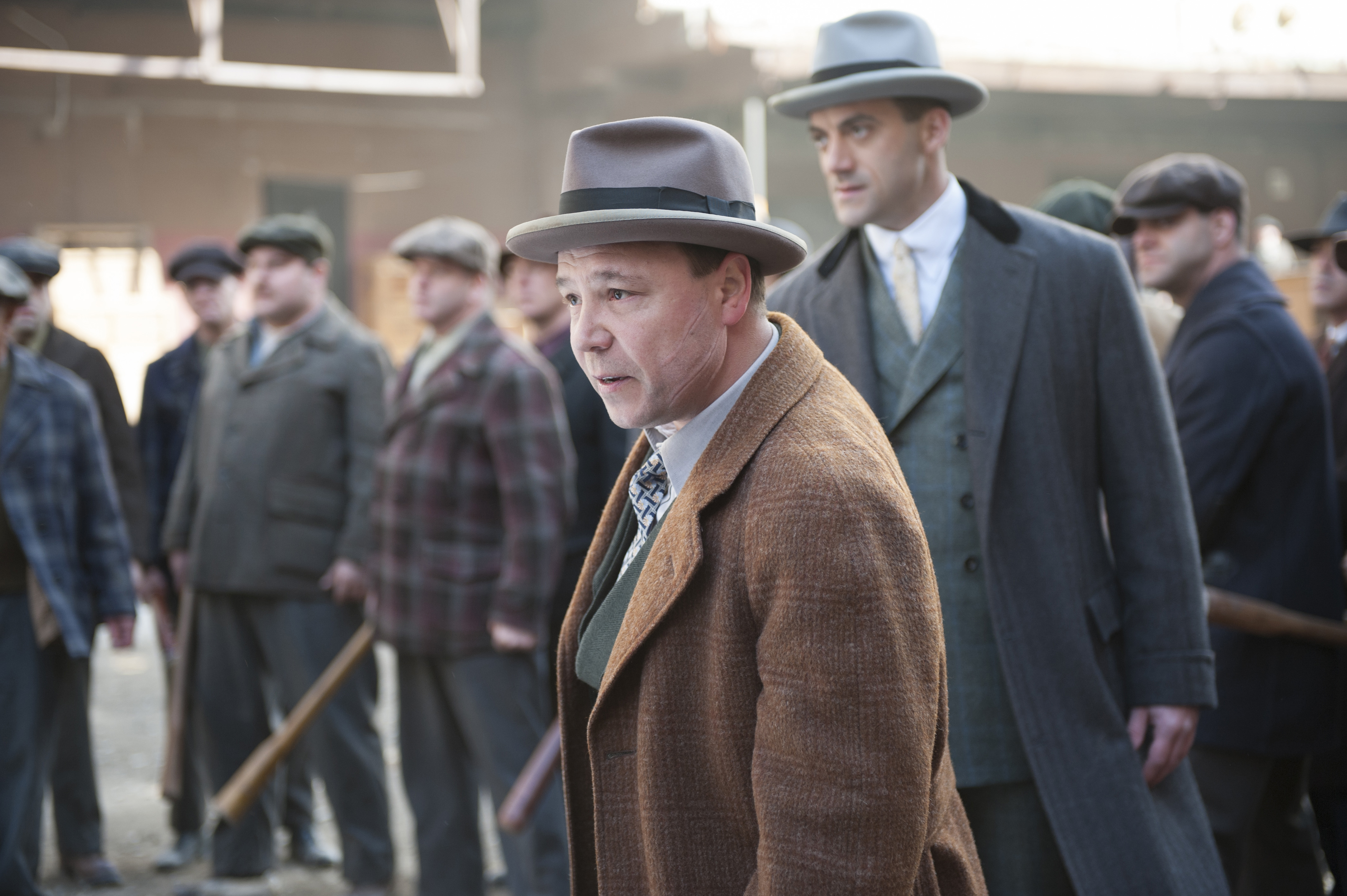 Stephen Graham Hints That He Could Play Al Capone In