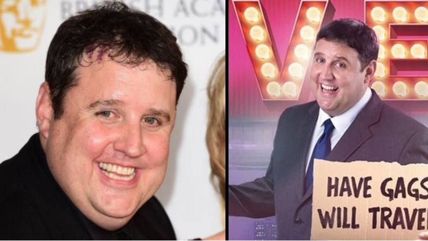 Peter Kay Cancels Full 2018 And 2019 Stand-Up Tour