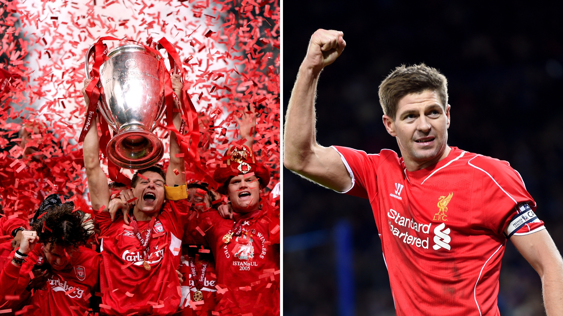 Amazon Scores Big With Steven Gerrard Documentary Coming To Prime Video