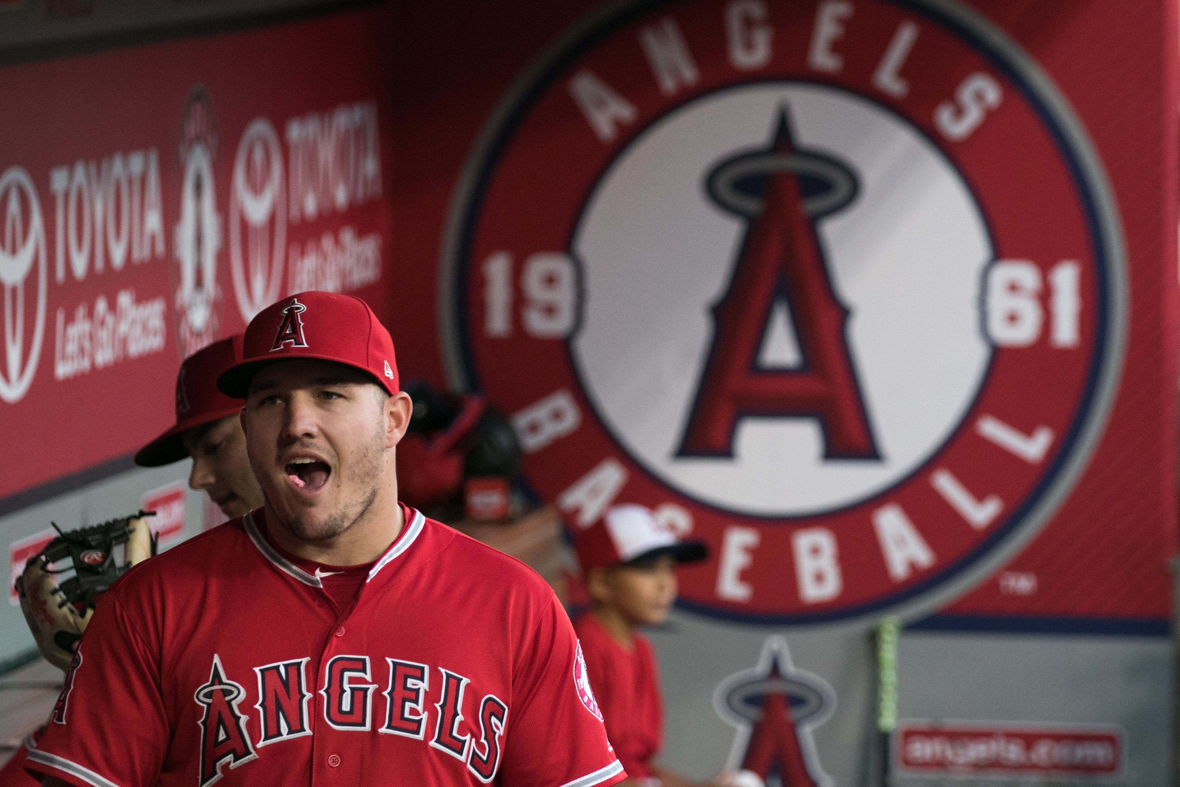 Trout is set to catch the biggest prize in sport. Image: PA Images