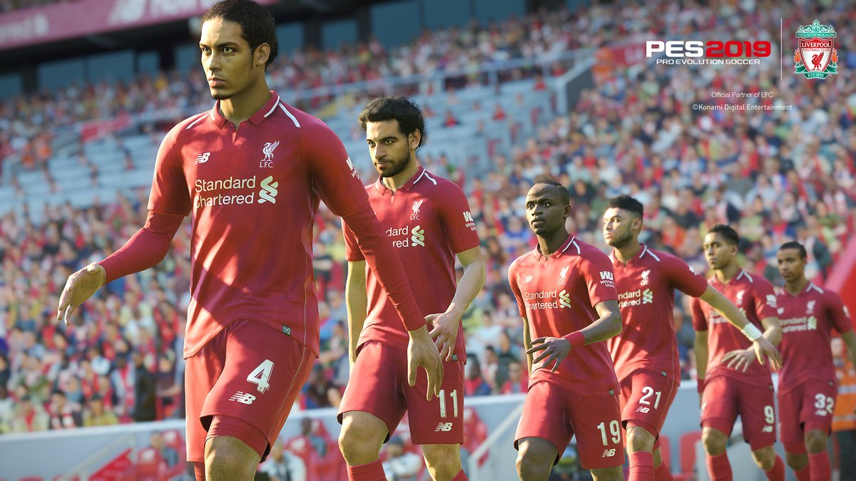 PES 2019 Officially Revealed, Release Date And New Features Detailed