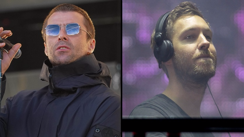 Liam Gallagher Lays Into Calvin Harris And Criticises DJs Everywhere