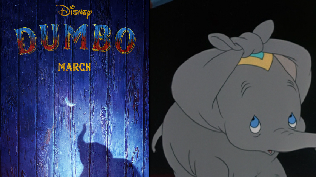Disney Just Dropped The First Teaser Trailer For The Live-Action 'Dumbo'