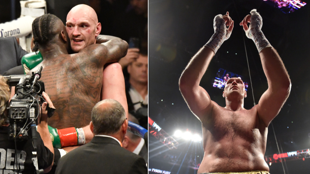 Tyson Fury To Donate £8 Million Purse To Helping The Poor And Homeless