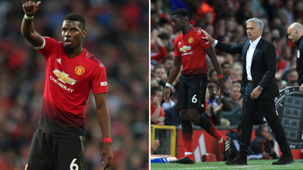 Paul Pogba Produced A Midfield Masterclass As Manchester United Beat Leicester City