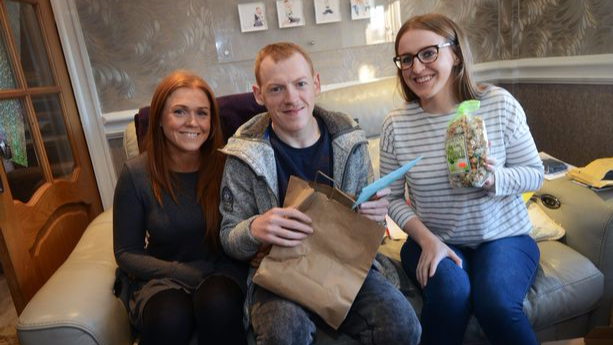 Strangers Send Autistic Man Thousands Of Cards And Gifts For His 21st