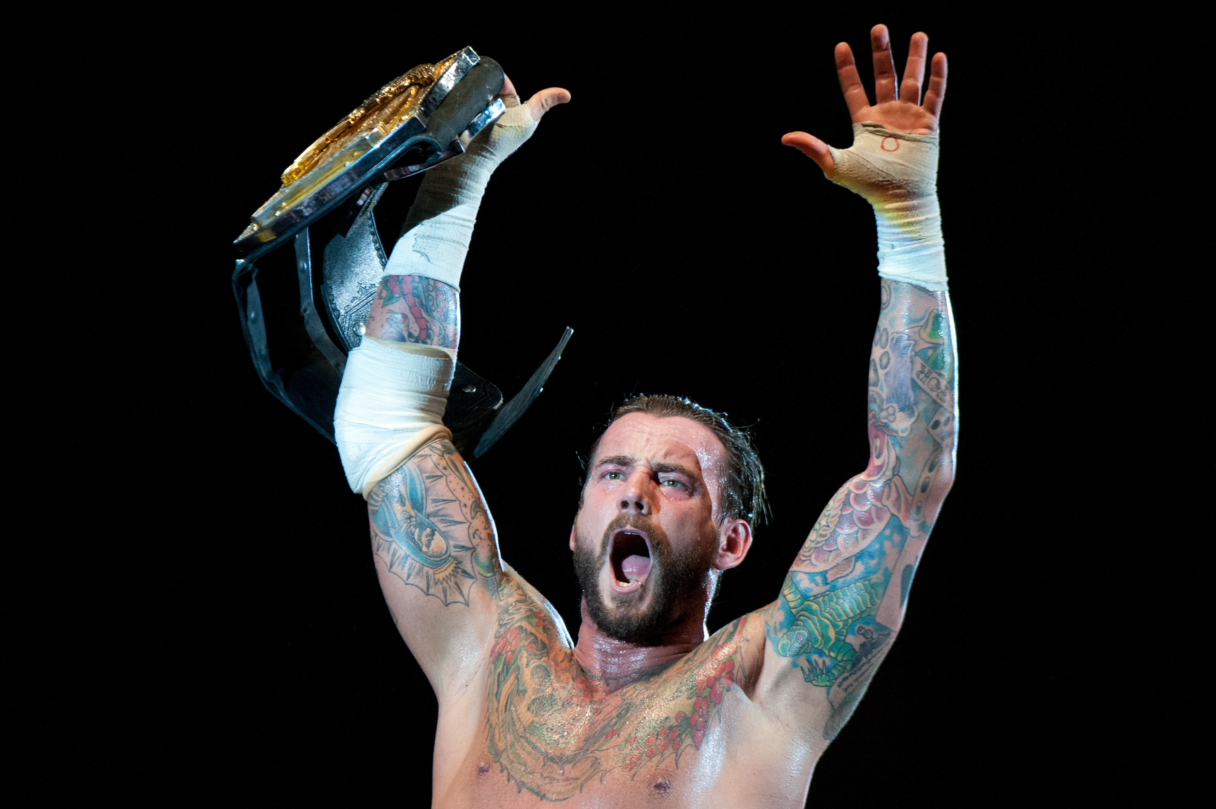 Huge Update On CM Punk's Next UFC Fight