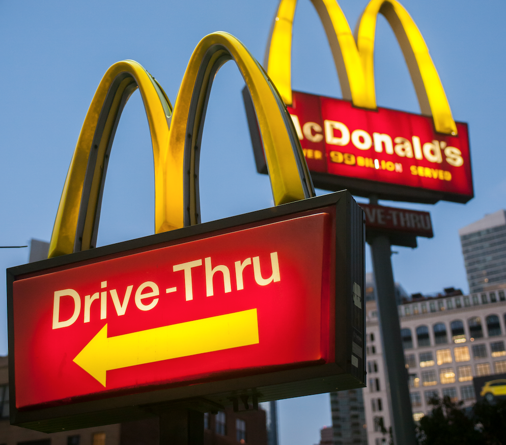 (MCD) Shares Sold by Seaward Management Limited Partnership