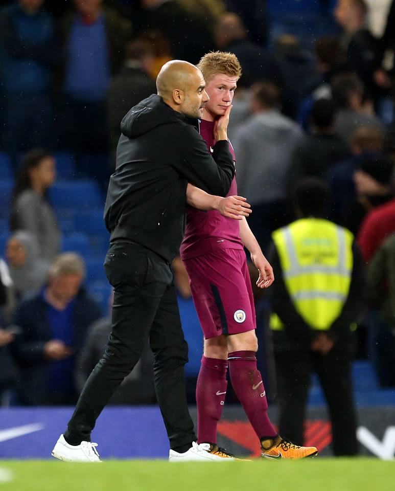 Chelsea legend Lampard: No-one to blame for De Bruyne departure