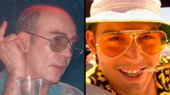 A TV Series Is Going To Be Made About Hunter S. Thompson's Life