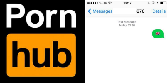 If You Send PornHub A Text With An Emoji, They'll Send You A Surprise