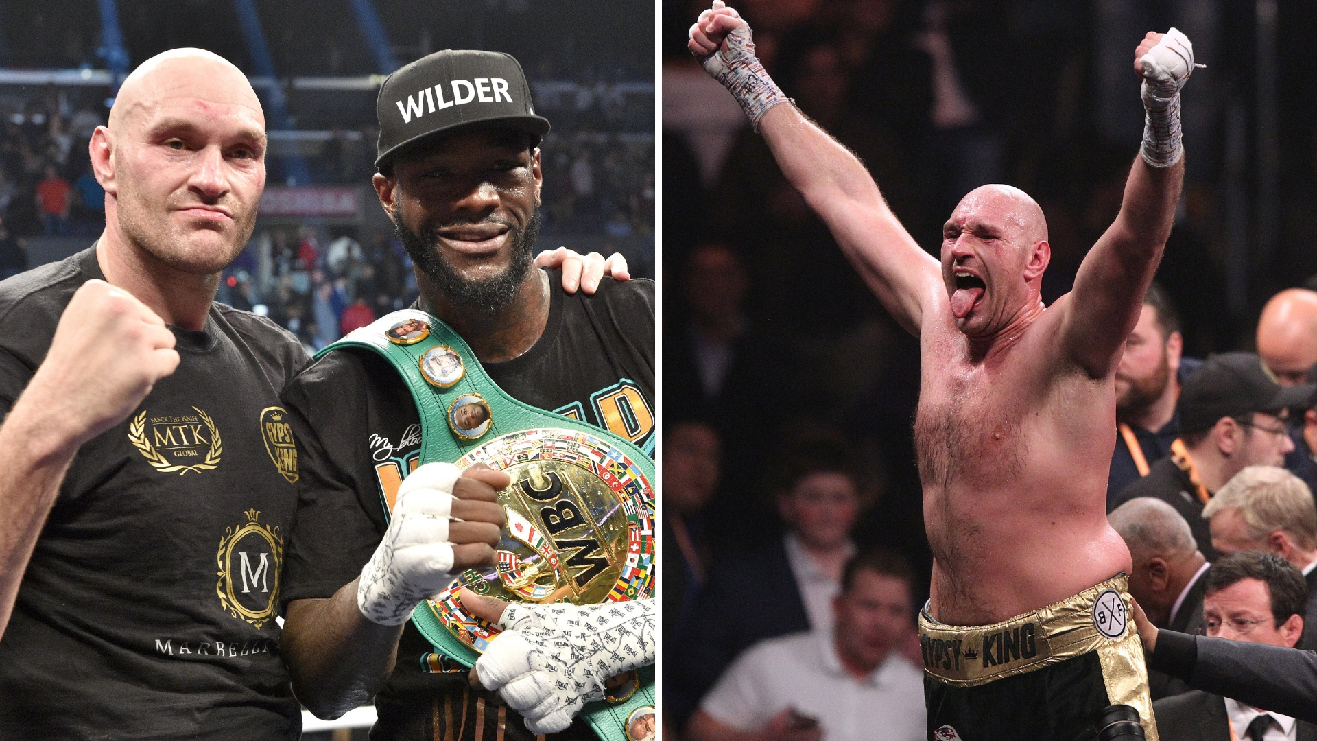 The Ring Magazine Nominates Tyson Fury For Fighter Of The Year