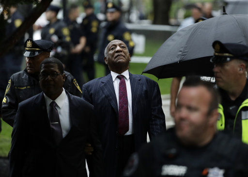 81-year-old Bill Cosby sentenced to state prison for sexual assault