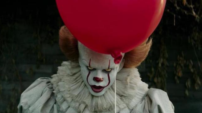 Pennywise The Clown Actor From 'It' Looks Completely Unrecognisable In Real Life