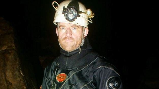 British Hero Cave Diver Praised For Helping Rescue Thai Boys