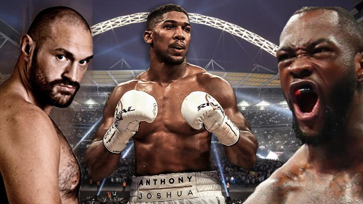 Winner Of Deontay Wilder Vs Tyson Fury 'Will Face' Anthony Joshua Next