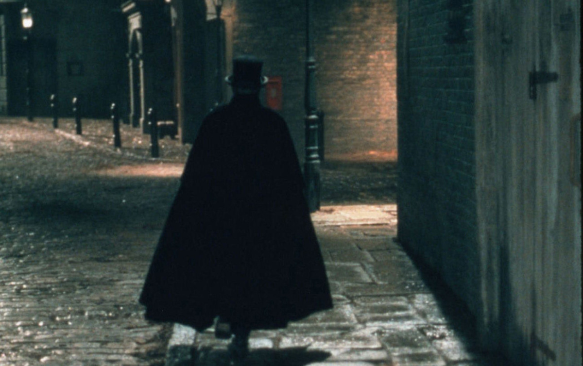 The Ripper is one of the world's most notorious killers. Credit: 20th Century Fox