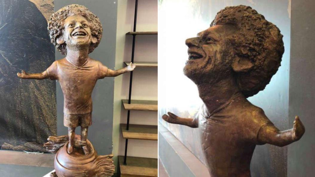Image result for salah sculpture