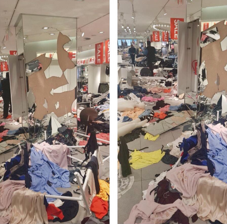 Protesters in South Africa Ransack H&M Stores Over 'Racist' Ad (PHOTO, VIDEO)