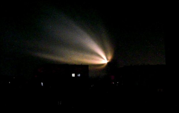 Are aliens watching the World Cup? UFO spotted in Nizhny Novgorod