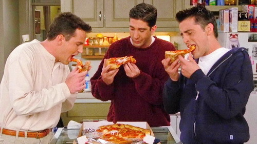 People Value Pizza Over Their Mates, Study Finds