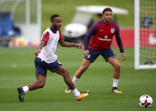 Gareth Southgate: Raheem Sterling has my full support