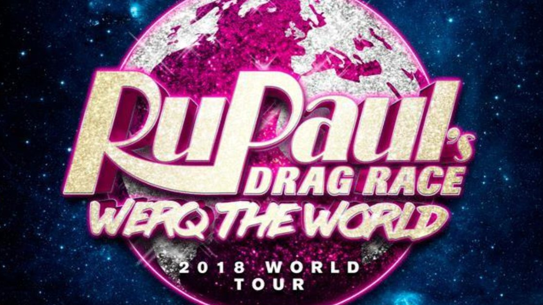 RuPaul's Drag Race Is Coming Back To The UK For A Tour