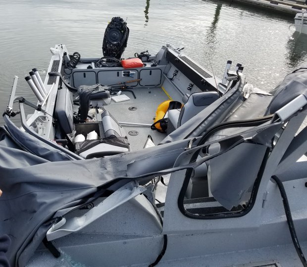 OR boat crash leads to lawsuit