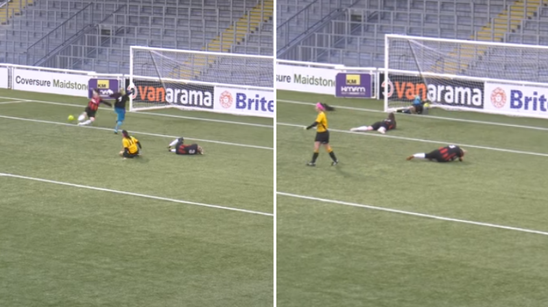 Women's Team Score The Worst Own Goal In History