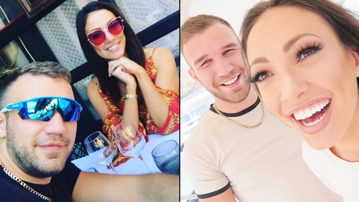 'Love Island' Star Sophie Gradon's Boyfriend Aaron Armstrong Found Dead