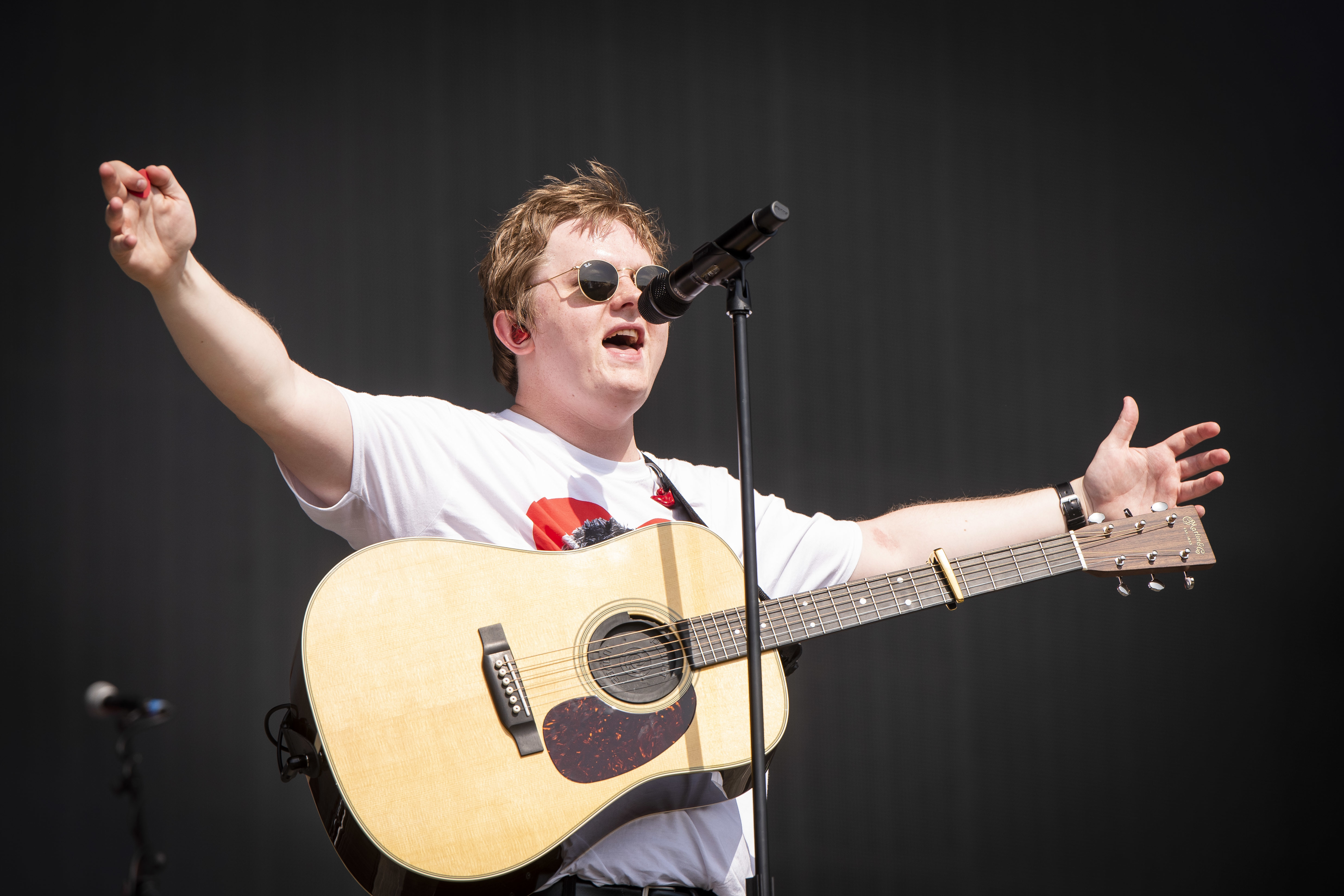 Lewis Capaldi Tour Tickets Are Selling Out Fast. Credit: PA