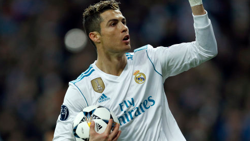 Real Madrid Beat Paris Saint-Germain 3-1, Ronaldo Scores A Brace
