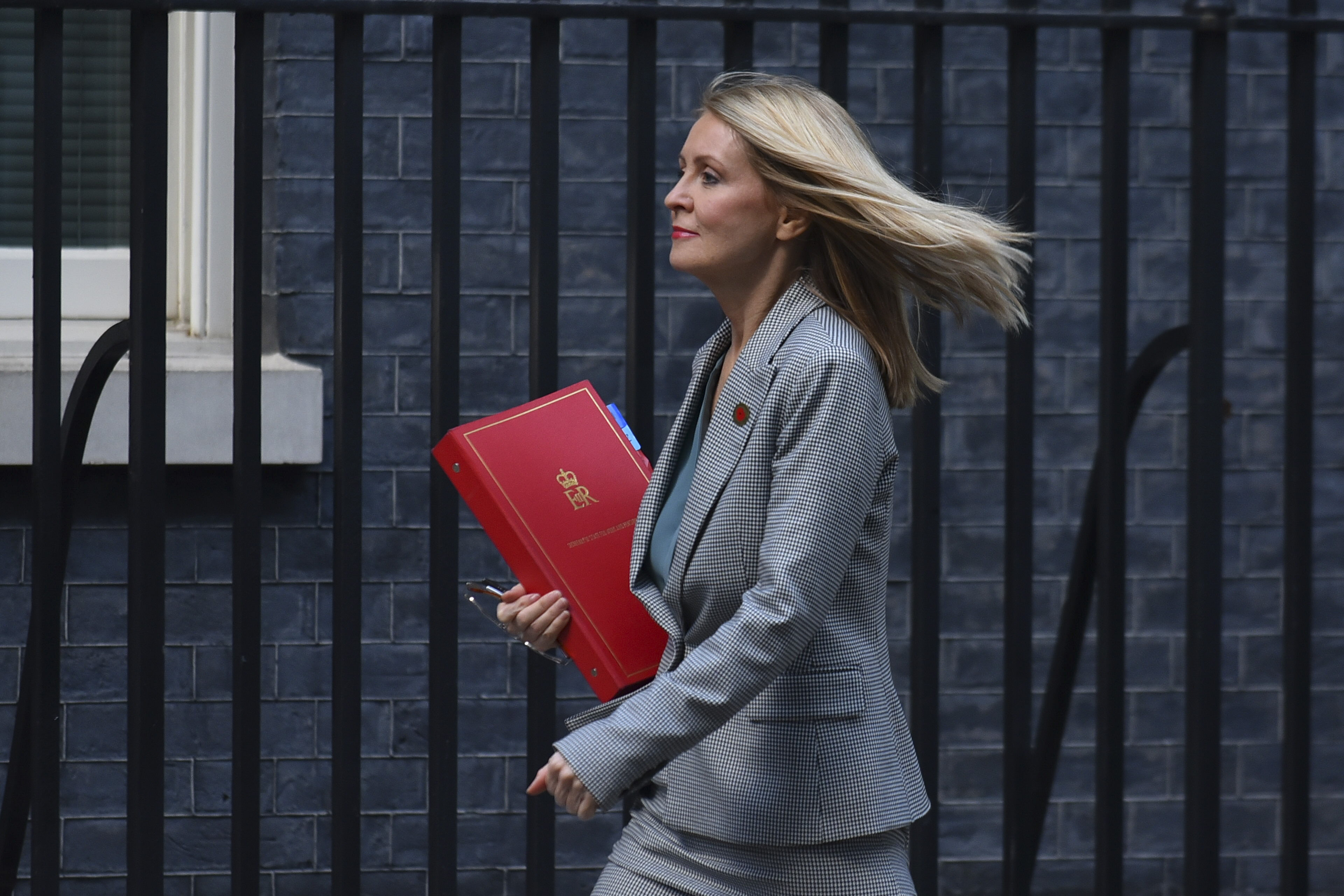 Work and Pensions Secretary Esther McVey. Credit: PA