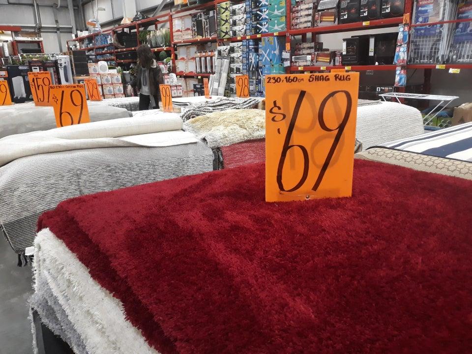 Bunnings Warehouse Is Ing Shag Rugs